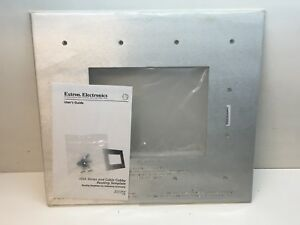 Extron Electronics KTS, CABLE CUBBY800 Router Guide 70-240-01