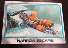 Star Wars - Empire Strikes Back Card 156 Narrow Escape!