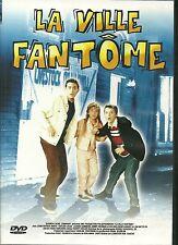 DVD - LA VILLE FANTOME avec JOHN PATRICK WHITE ( COMME NEUF )