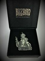 Blizzcon Blizzard 2016 South Korea Esports Overwatch Tracer Pin (2019) SDCC 🔥🔥