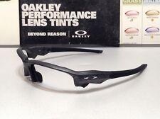 Oakley Flak Draft Frame Steel w/ Chrome Oakley Icons - Brand New SKU# 9364-0467