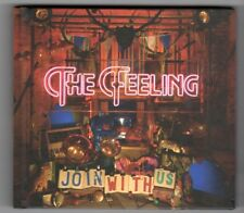 (HY865) The Feeling, Join With Us - 2008 double CD