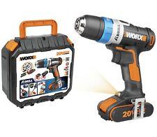 WORX WX178 Max AI 2Ah Li-Ion Cordless Drill Driver - 20V.