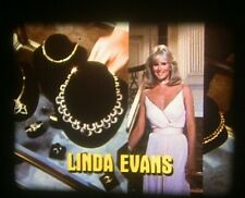 """DYNASTY (1985) 16mm  1 episode """"The Gown"""" Great Color!"""