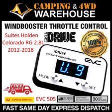 iDrive Holden Colorado RG 2.8 2012-2018 i Drive WindBooster Throttle Controller