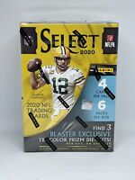 2020 Panini NFL Football Select Blaster Box Brand New Sealed