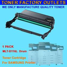 1PK MLT-D116LDR Drum Unit for Samsung SL-M2835DW SL-M2885FW SL-M2625D Printer
