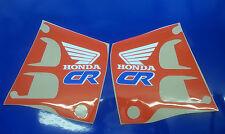 1990 HONDA CR 250 RADIATOR SCOOP GRAPHICS