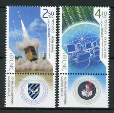 Israel 2018 MNH IDF Innovation Israel Defense Forces 2v Set Military Stamps