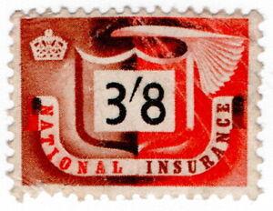 (I.B) Elizabeth II Revenue : National Insurance 3/8d
