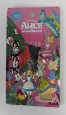 Japan Alice in Wonderland Disney Cellphone Strap Keychain Figure Cheshire Cat Se