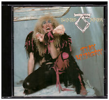 Twisted Sister - Stay Hungry CD West Germany Target