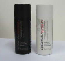 Sebastian Penetraitt Repair Shampoo and  Conditioner Travel Duo 1.7 OZ