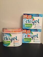 Dryel Bundle Starter Kit And 12 Refills At Home Dry Cleaning