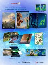 The Good Dinosaur 3D blu ray Steelbook - 2 disc set - Lenticular - KIMCHI ( NEW)