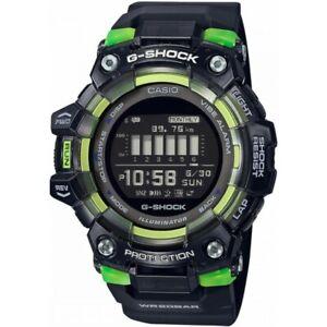 Casio Men Watch G-SHOCK GBD-100SM-1ER Sport Model G-Squad Bluetooth Pacemeter