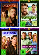 EVERWOOD Complete Series DVD Bundle NEW (Region 2 - Not USA Compatible)