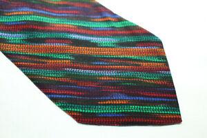 MISSONI Silk tie Made in Italy F17638  man