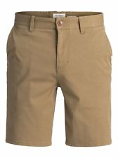 Quiksilver™ Mens  Krandy St Chino Shorts EQYWS03324 Elmwood Beige NWT size 30