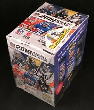 2019 Panini NFL Football Sticker Collection Box  50 Packs 250 Stickers 50 Cards