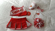 Build A Bear Cheerleader Outfit  New
