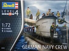 Revell - German Navy Crew (WWII)