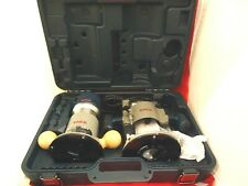 Bosch 1617EVSPK 12Amp Combination Horsepower Plunge & Speed Router Kit with Case