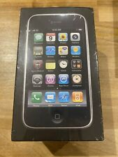 Rare Collectible Factory Sealed Apple iPhone 3GS 32GB - Black (MC133B/A)