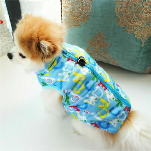 Chihuahua Puppy Sweater Coat Clothes For Small Pet Dog Warm Clothing Apparel