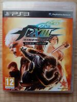 PS3 game - The King of Fighters XIII Deluxe Edition - Complete - VGC