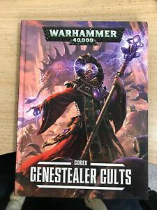 Genestealer Cult 7th Edition codex