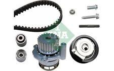 INA Bomba de agua+kit correa distribución Para AUDI TT 530 0445 31