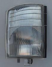 Avant Angle Gauche Clignotant (Gauche) Blanc pour Mitsubishi Canter Fuso