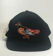Vintage Baltimore Orioles Logo Athletic Snapback Hat Rare Baseball Cap MLB Retro
