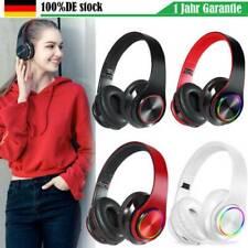 On Ear Kopfhörer Bluetooth 5.0 Kabellos Stereo Bass Kopfhorer Kabellos Faltbare.