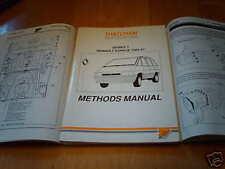 Body Repair Manual Renault Espace Series 1 1985 - 91