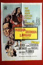 STAGE STRUCK HENRY FONDA SUSAN STRASBERG SIDNEY LUMET 1958 EXYU MOVIE POSTER