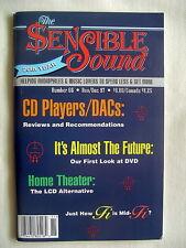 SENSIBLE SOUND 11/97 KEF Coda 7, Dynaco CDV-2, Arcam Alpha 7, PSB Century 1000i