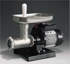 Tritacarne Elettrico Professionale Reber N.12 9501N Hp 0,4 500Watt Macina Carne