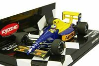 Kyosho Minichamps Tyrrell Ford 018 J.Alesi JapanGp 1989 Limited Edition 143 1/43