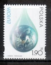 Polien 2001 EUROPA postfrisch