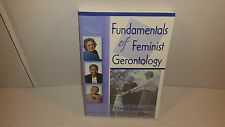 Fundamentals of Feminist Gerontology by J Dianne Garner Paperback Softcover Book