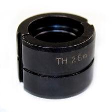 Mors TH 26mm pour pince à sertir manuelle