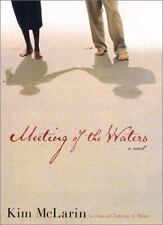 Meeting of the Waters: A Novel (Hardcover, 2002) Preowned