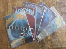 Andromeda #1 2 3 3 4 Underground Comix Bronze Age 1976 NM 9.0
