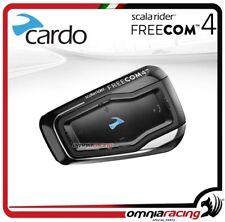 FRC40016 Cardo Scala Rider FREECOM 4 interfono conference con 3moto 1,2KM singol
