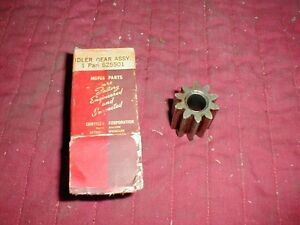 NOS MOPAR 1926-42 ENGINE OIL PUMP IDLER GEAR ALL 6 CYLINDERS