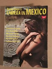Vintage Bunny Yeager Camera In Mexico Photo Studies Pin Up Book Figure