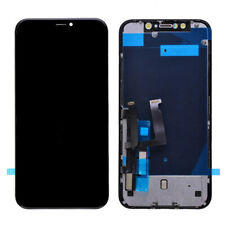 LCD Screen Display Touch Digitizer Assembly for iPhone XR 6.1'' + Back Plate