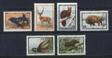 28091) RUSSIA 1957 MNH** Nuovi** Animals 6v